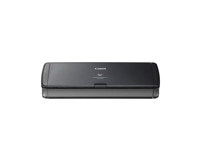 Canon P-215II - compact and portable scanner for PC & MAC