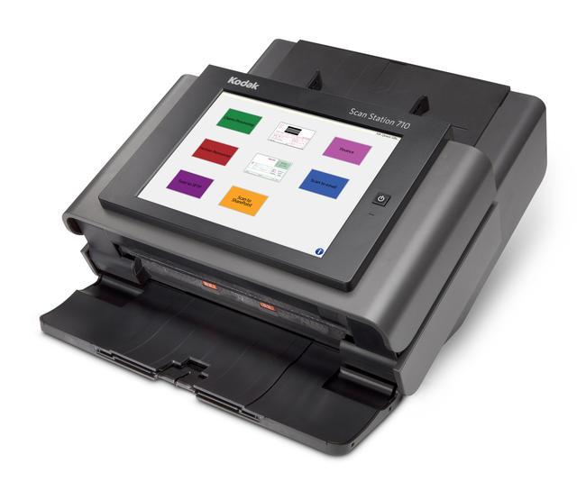 Kodak Scan Station 710: Network scanner with large