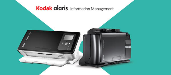 Kodak Alaris is pleased to announce the new end user